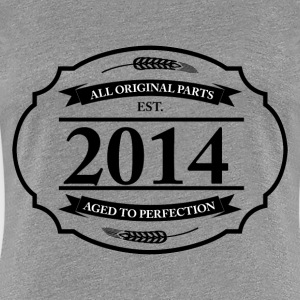 All original Parts 2014 - Women's Premium T-Shirt