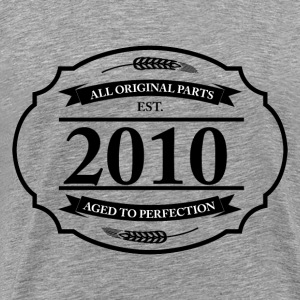 All original Parts 2010 - Men's Premium T-Shirt