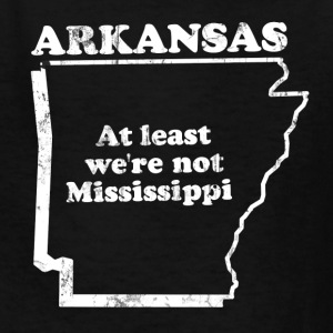 ARKANSAS STATE SLOGAN Kids' Shirts - Kids' T-Shirt