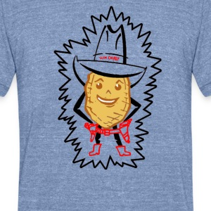 Slim Chipley T-Shirts - Unisex Tri-Blend T-Shirt by American Apparel