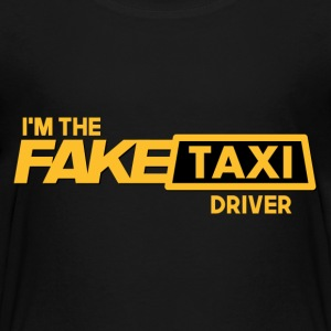 Fake Taxi Baby & Toddler Shirts - Toddler Premium T-Shirt