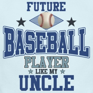 Future Baseball Player Baby Bodysuits - Short Sleeve Baby Bodysuit