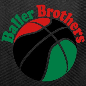Baller Brothers RBG Basketball Duffel Bag - Duffel Bag