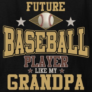 Future Baseball Player Kids' Shirts - Kids' T-Shirt