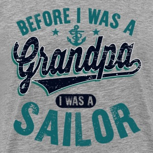 Sailor Grandpa T-Shirts - Men's Premium T-Shirt