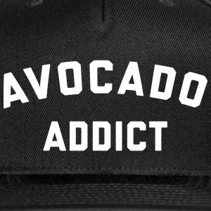 Avocado Addict Funny Quote Sportswear - Snap-back Baseball Cap