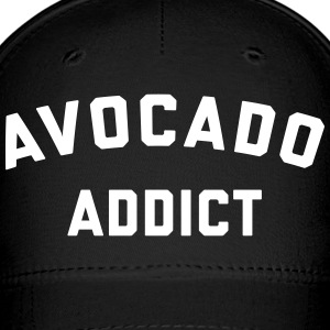 Avocado Addict Funny Quote Sportswear - Baseball Cap