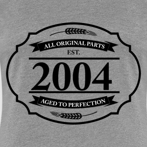 All original Parts 2004 - Women's Premium T-Shirt