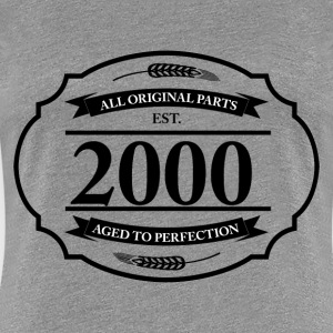 All original Parts 2000 - Women's Premium T-Shirt