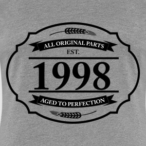 All original Parts 1998 - Women's Premium T-Shirt