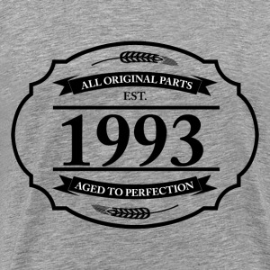 All original Parts 1993 - Men's Premium T-Shirt