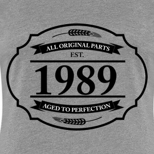 All original Parts 1989 - Women's Premium T-Shirt