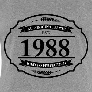 All original Parts 1988 - Women's Premium T-Shirt