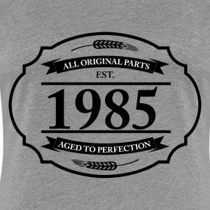 All original Parts 1985 - Women's Premium T-Shirt