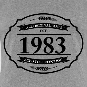 All original Parts 1983 - Women's Premium T-Shirt