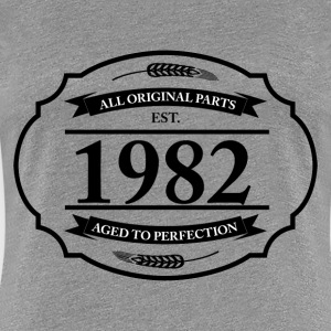 All original Parts 1982 - Women's Premium T-Shirt