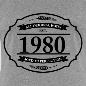 All original Parts 1980 - Women's Premium T-Shirt