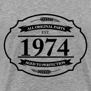 All original Parts 1974 - Men's Premium T-Shirt