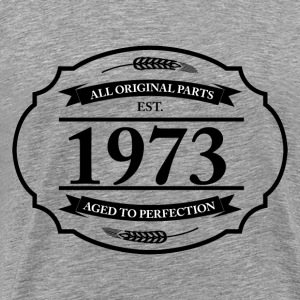 All original Parts 1973 - Men's Premium T-Shirt