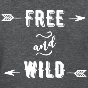 Free and Wild T-Shirts - Women's T-Shirt