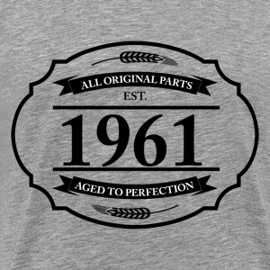 All original Parts 1961 - Men's Premium T-Shirt