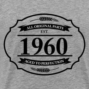 All original Parts 1960 - Men's Premium T-Shirt
