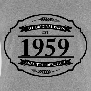 All original Parts 1959 - Women's Premium T-Shirt