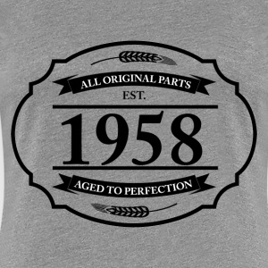 All original Parts 1958 - Women's Premium T-Shirt