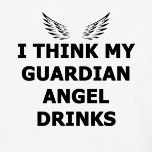 Guardian Angel - Baseball T-Shirt