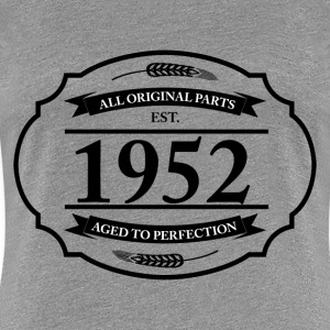 All original Parts 1952 - Women's Premium T-Shirt