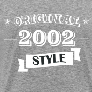 Original 2002 Style - Men's Premium T-Shirt