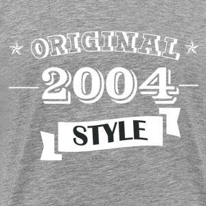 Original 2004 Style - Men's Premium T-Shirt