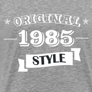 Original 1985 Style - Men's Premium T-Shirt