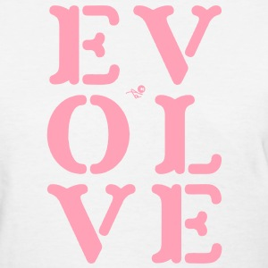 EVOLVE - Women's T-Shirt
