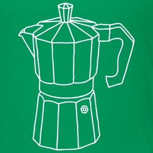 Espresso coffee maker Baby & Toddler Shirts - Toddler Premium T-Shirt