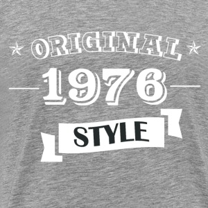 Original 1976 Style - Men's Premium T-Shirt