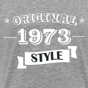 Original 1973 Style - Men's Premium T-Shirt