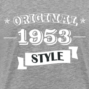 Original 1953 Style - Men's Premium T-Shirt