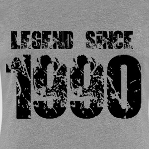 Legend since 1990 - Women's Premium T-Shirt