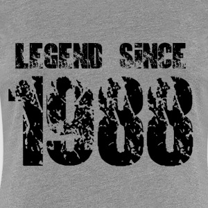 Legend since 1988 - Women's Premium T-Shirt