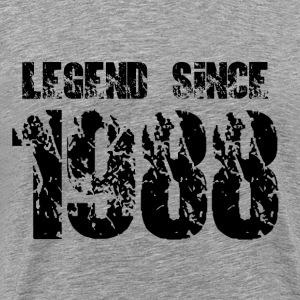 Legend since 1988 - Men's Premium T-Shirt
