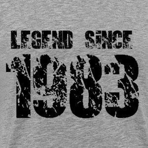 Legend since 1983 - Men's Premium T-Shirt
