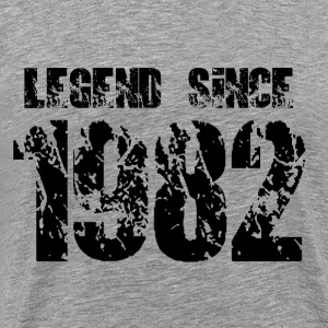 Legend since 1982 - Men's Premium T-Shirt