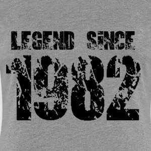 Legend since 1982 - Women's Premium T-Shirt