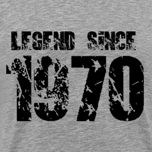 Legend since 1970 - Men's Premium T-Shirt