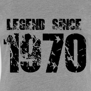 Legend since 1970 - Women's Premium T-Shirt