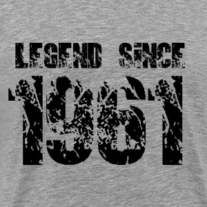 Legend since 1961 - Men's Premium T-Shirt