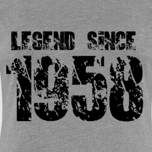 Legend since 1958 - Women's Premium T-Shirt