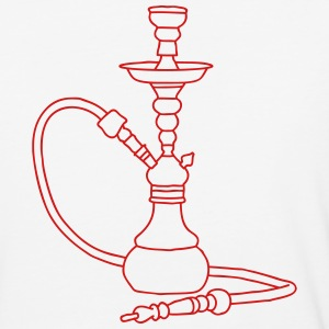 Shisha water pipe T-Shirts - Baseball T-Shirt