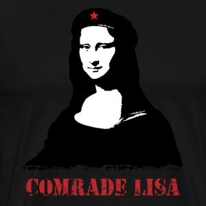 Comrade Lisa - Men's Premium T-Shirt